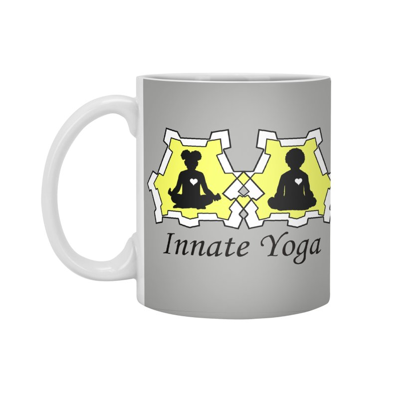 Innate Yoga Accessories Standard Mug by BRAVO's Shop