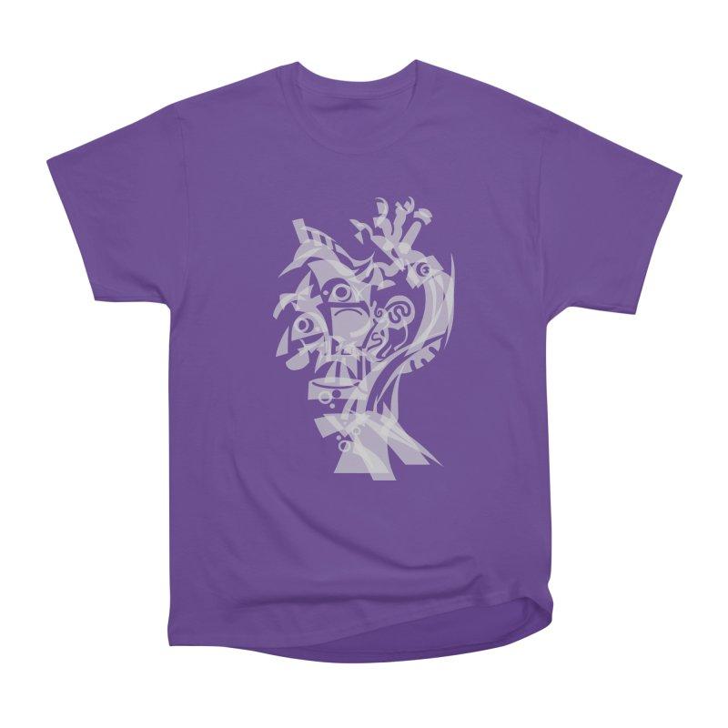 CUBIST BRAVO Women's Heavyweight Unisex T-Shirt by BRAVO's Shop