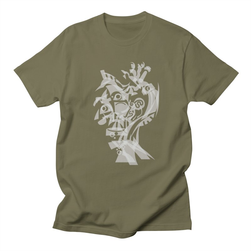 CUBIST BRAVO Men's Regular T-Shirt by BRAVO's Shop