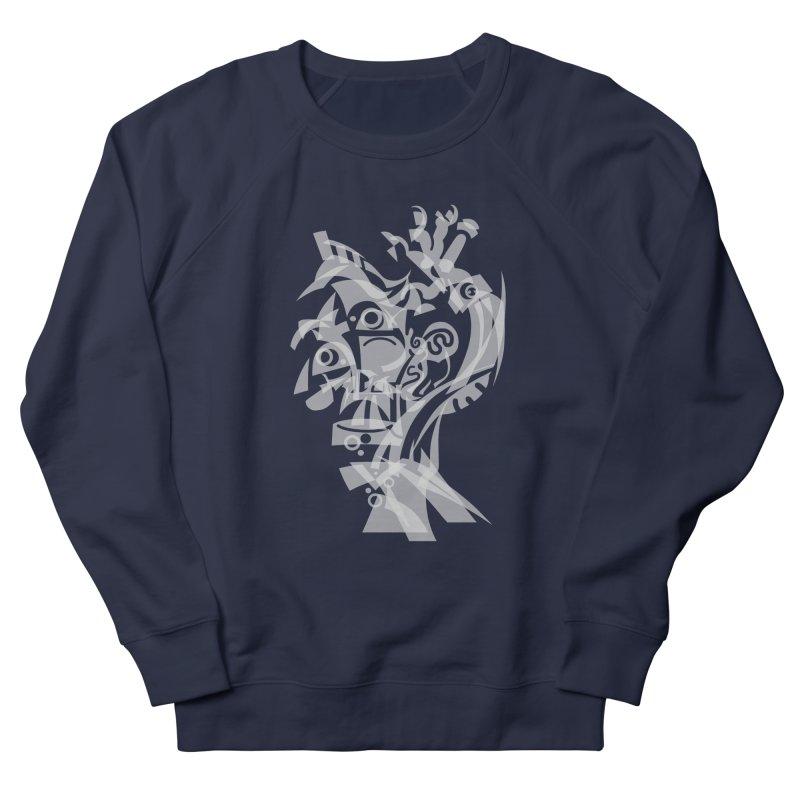 CUBIST BRAVO Women's French Terry Sweatshirt by BRAVO's Shop