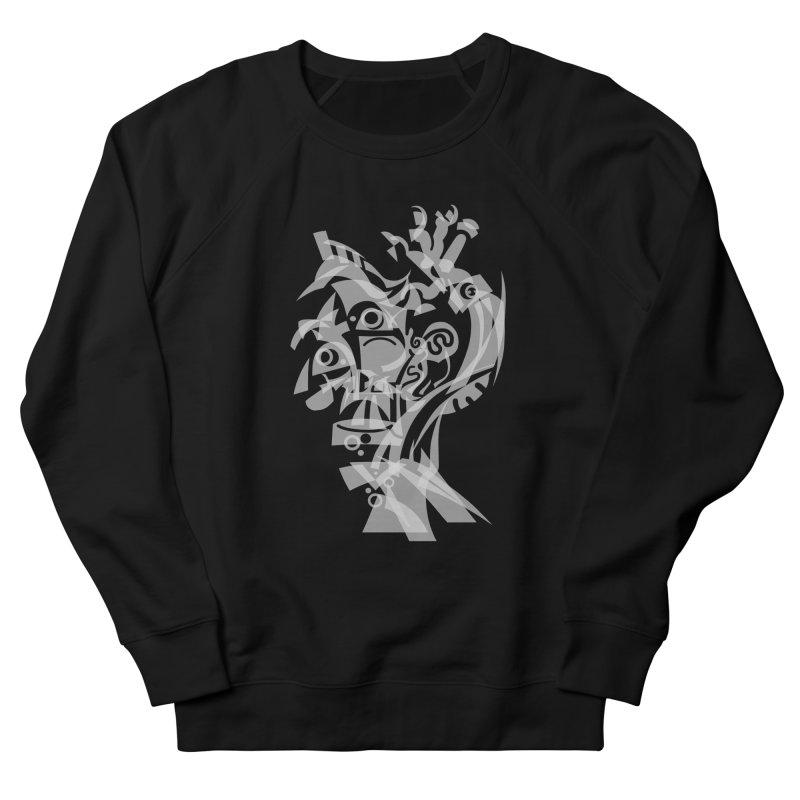 CUBIST BRAVO Men's French Terry Sweatshirt by BRAVO's Shop