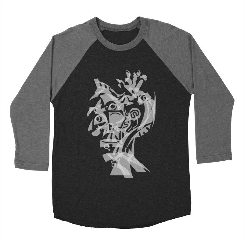 CUBIST BRAVO Women's Baseball Triblend Longsleeve T-Shirt by BRAVO's Shop