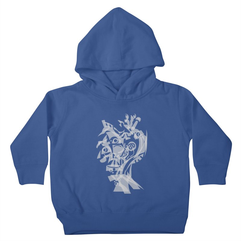 CUBIST BRAVO Kids Toddler Pullover Hoody by BRAVO's Shop