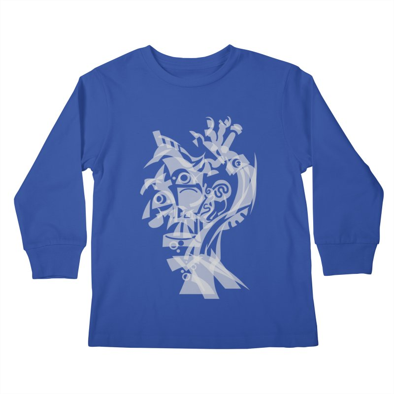 CUBIST BRAVO Kids Longsleeve T-Shirt by BRAVO's Shop