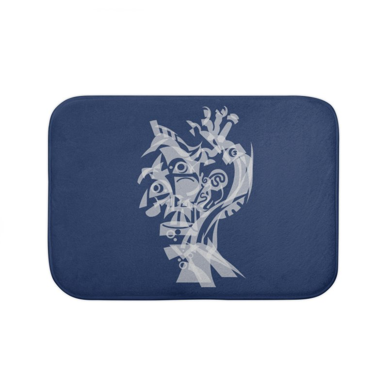 CUBIST BRAVO Home Bath Mat by BRAVO's Shop