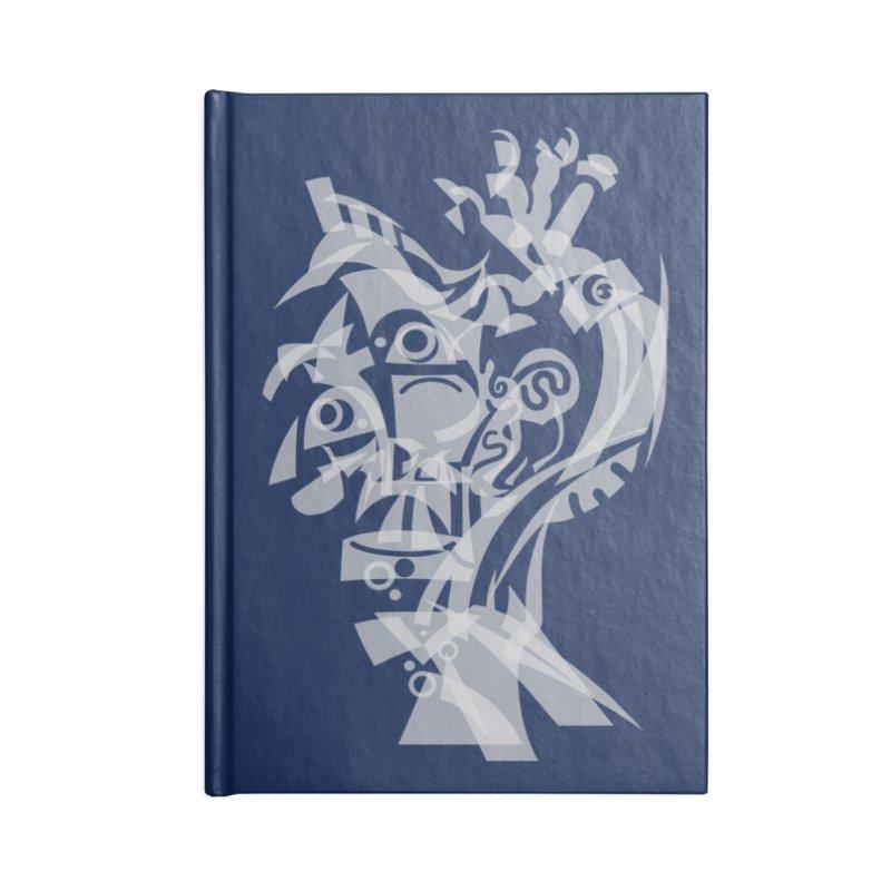 CUBIST BRAVO Accessories Blank Journal Notebook by BRAVO's Shop