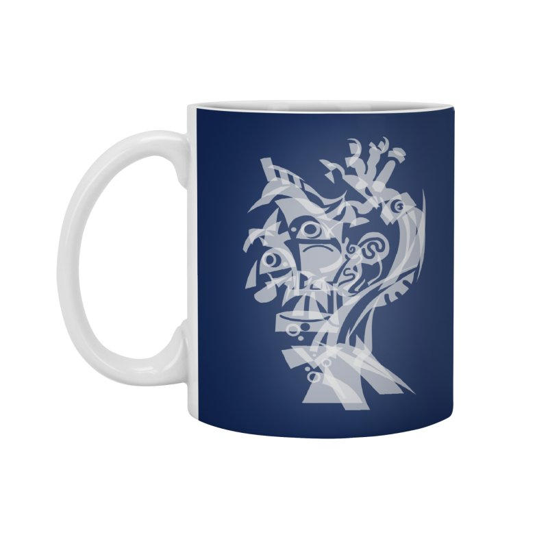 CUBIST BRAVO Accessories Standard Mug by BRAVO's Shop