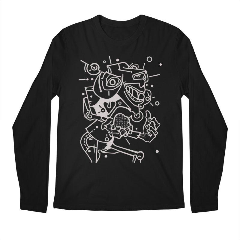 Minotaur Men's Regular Longsleeve T-Shirt by BRAVO's Shop