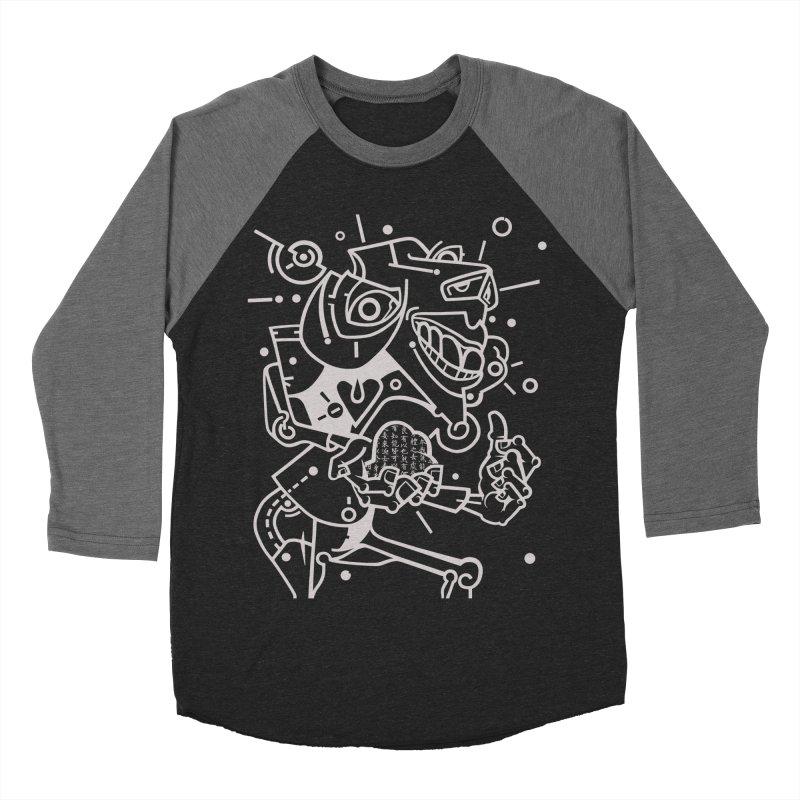 Minotaur Women's Baseball Triblend Longsleeve T-Shirt by BRAVO's Shop
