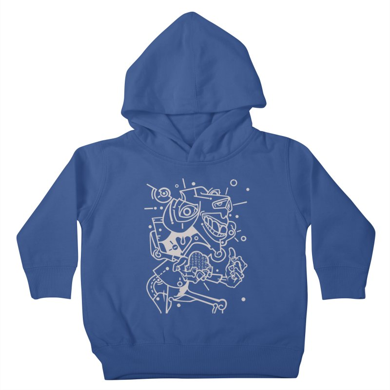 Minotaur Kids Toddler Pullover Hoody by BRAVO's Shop