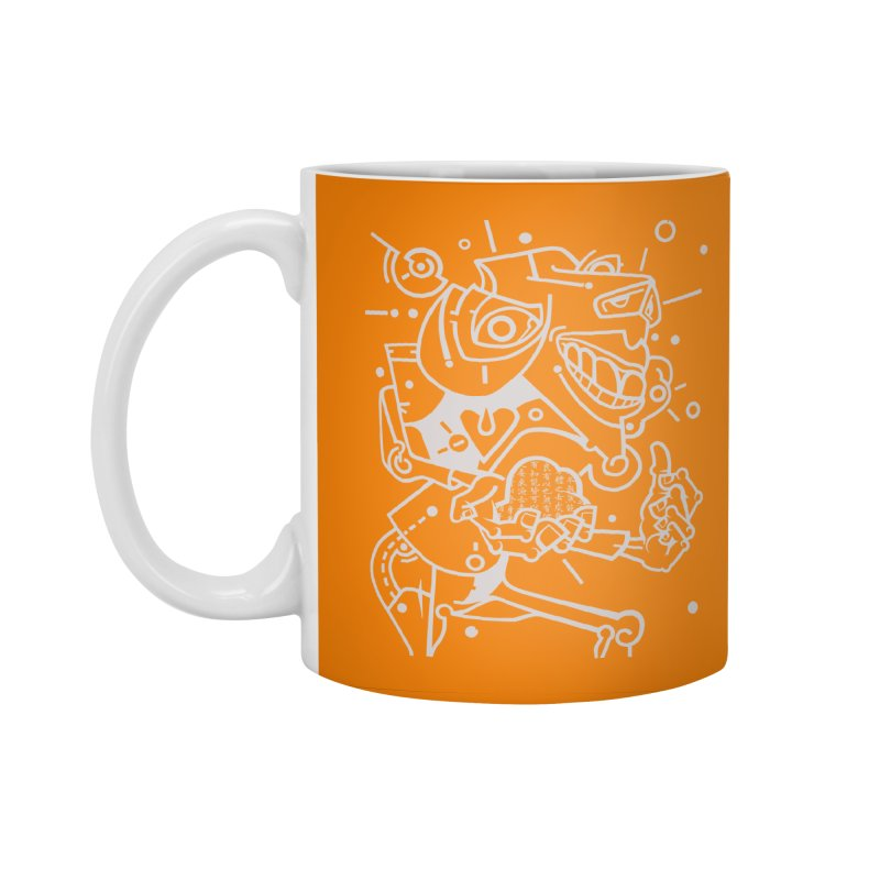 Minotaur Accessories Standard Mug by BRAVO's Shop