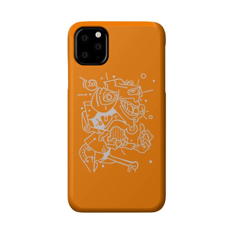 Minotaur Accessories Phone Case by BRAVO's Shop