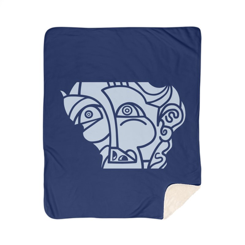 BRAVO Close Home Sherpa Blanket Blanket by BRAVO's Shop