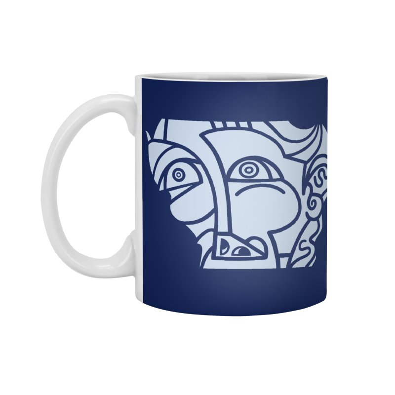 BRAVO Close Accessories Standard Mug by BRAVO's Shop