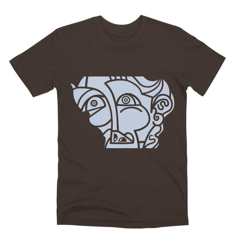 BRAVO Close Men's Premium T-Shirt by BRAVO's Shop