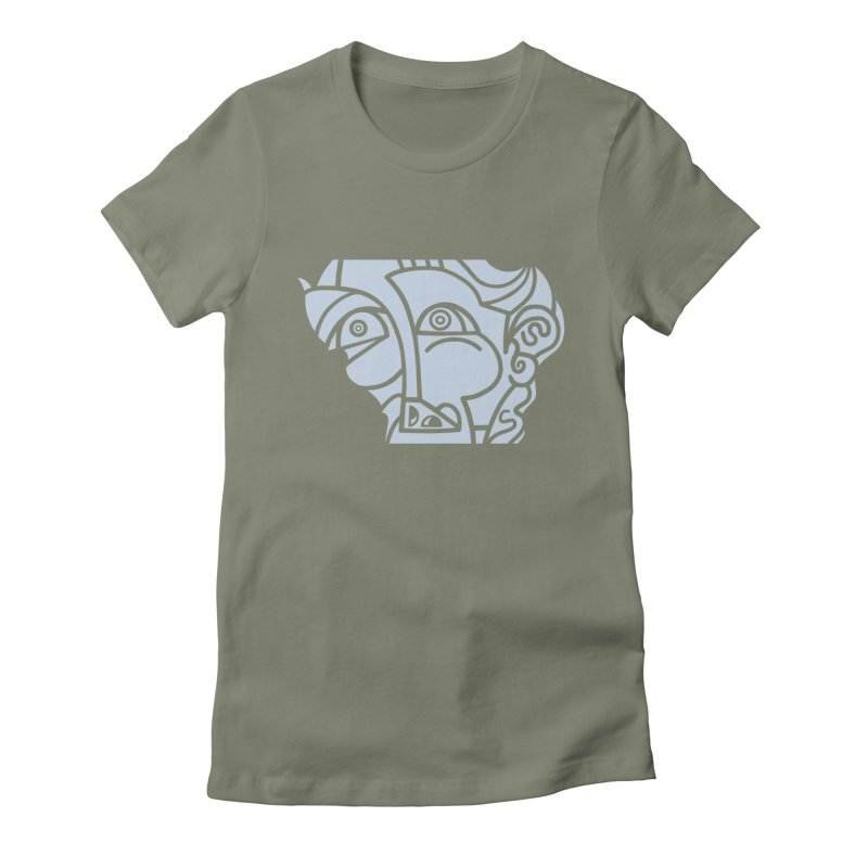 BRAVO Close Women's Fitted T-Shirt by BRAVO's Shop