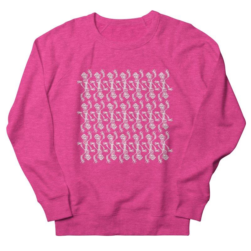 BRAVO PATTERN Men's French Terry Sweatshirt by BRAVO's Shop