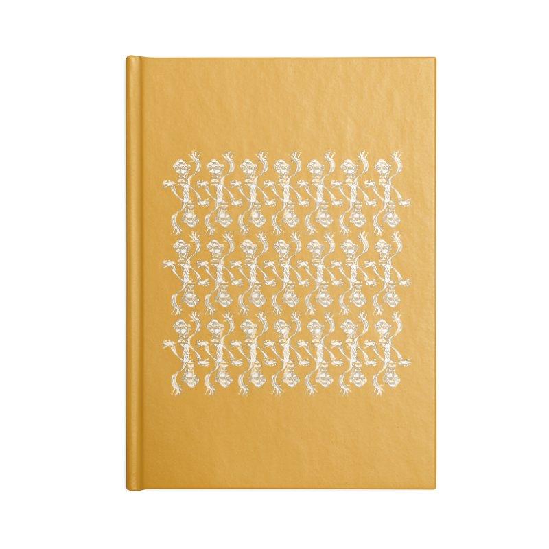BRAVO PATTERN Accessories Blank Journal Notebook by BRAVO's Shop