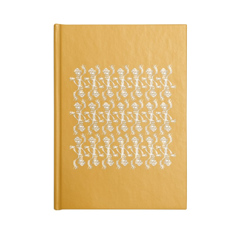 BRAVO PATTERN Accessories Lined Journal Notebook by BRAVO's Shop