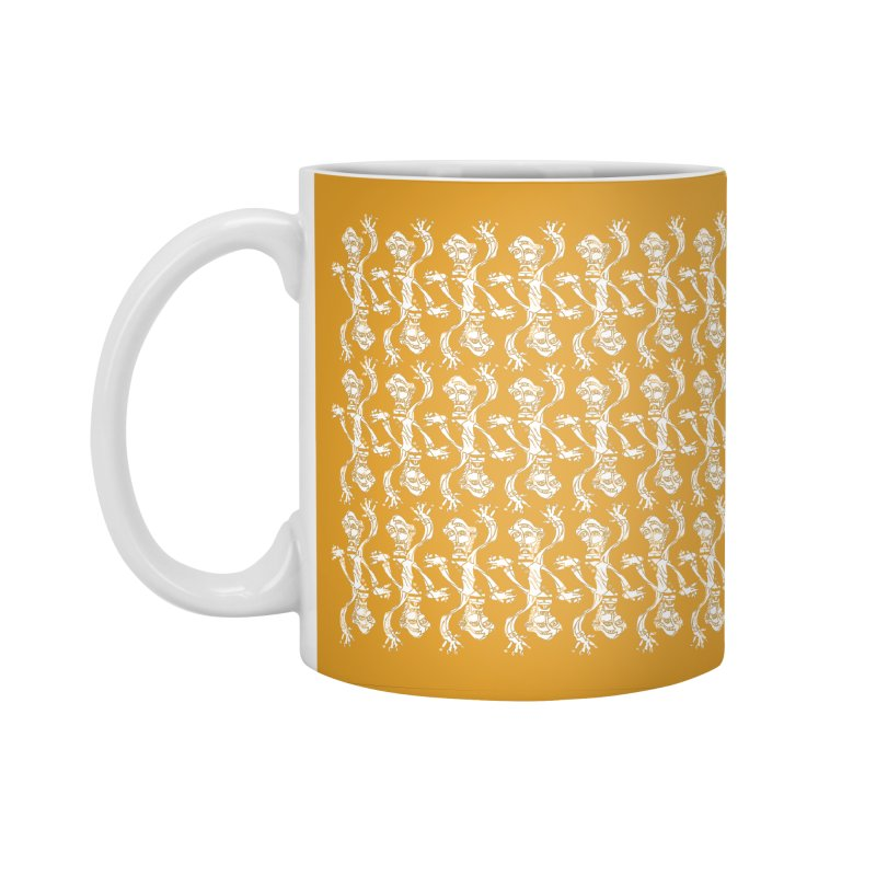 BRAVO PATTERN Accessories Standard Mug by BRAVO's Shop