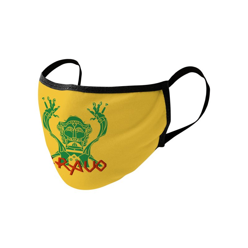 BRAVO VerDoble Accessories Face Mask by BRAVO's Shop