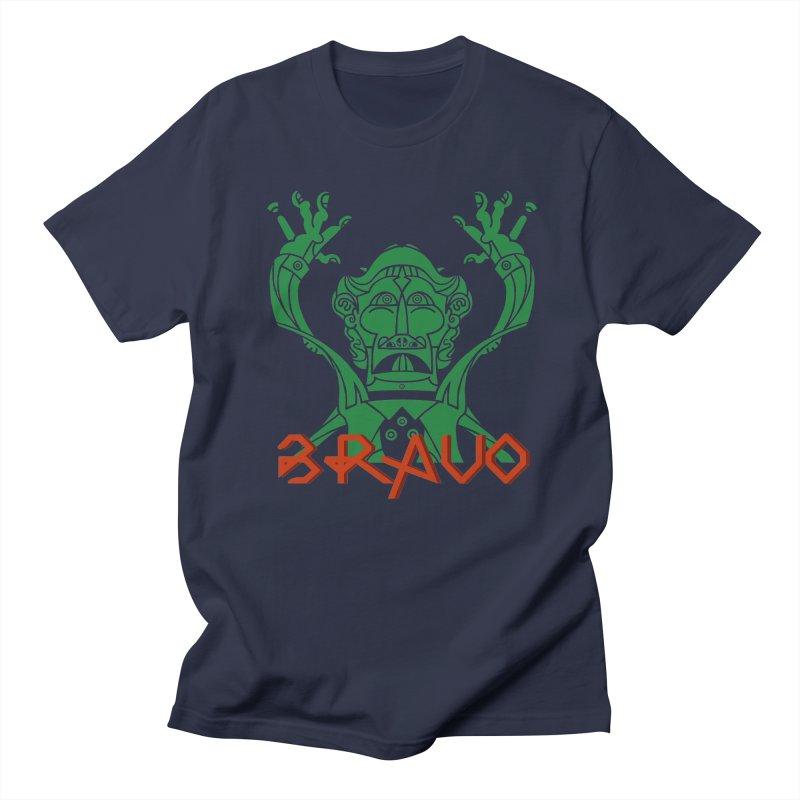 BRAVO VerDoble Women's Regular Unisex T-Shirt by BRAVO's Shop