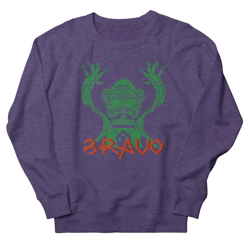 BRAVO VerDoble Women's French Terry Sweatshirt by BRAVO's Shop