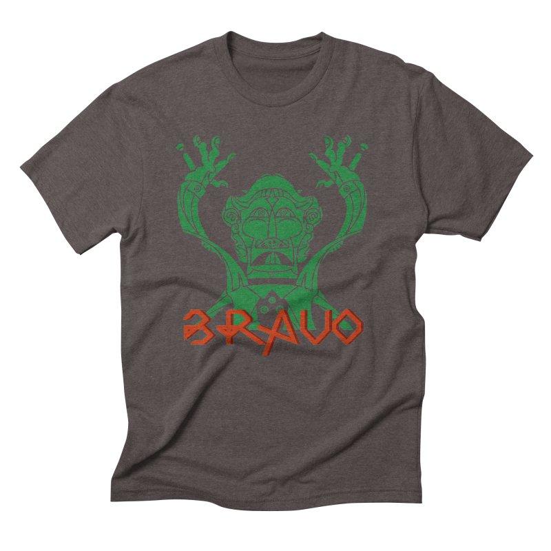 BRAVO VerDoble Men's Triblend T-Shirt by BRAVO's Shop