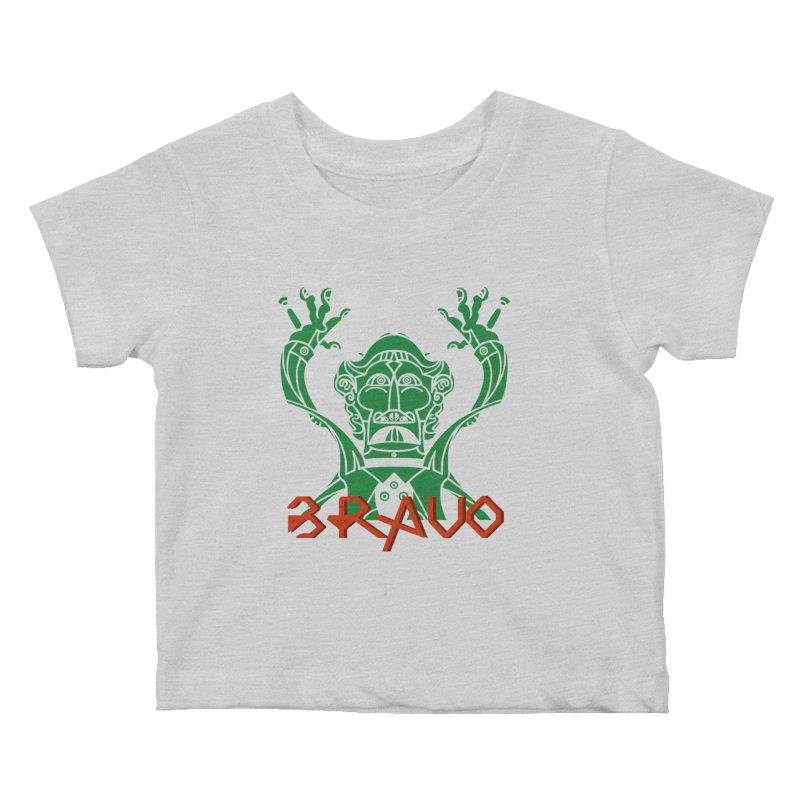 BRAVO VerDoble Kids Baby T-Shirt by BRAVO's Shop