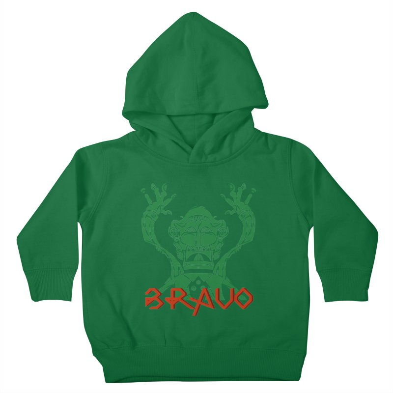 BRAVO VerDoble Kids Toddler Pullover Hoody by BRAVO's Shop