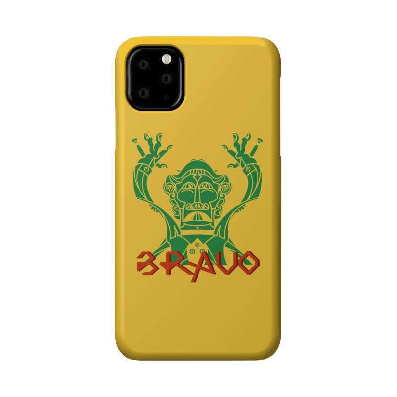 BRAVO VerDoble Accessories Phone Case by BRAVO's Shop