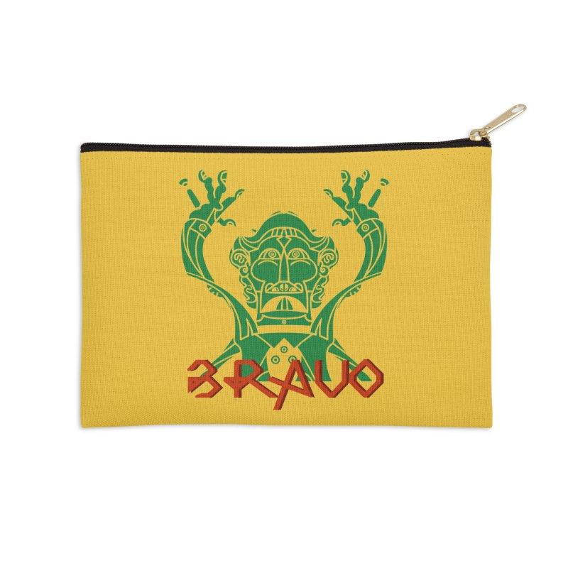 BRAVO VerDoble Accessories Zip Pouch by BRAVO's Shop