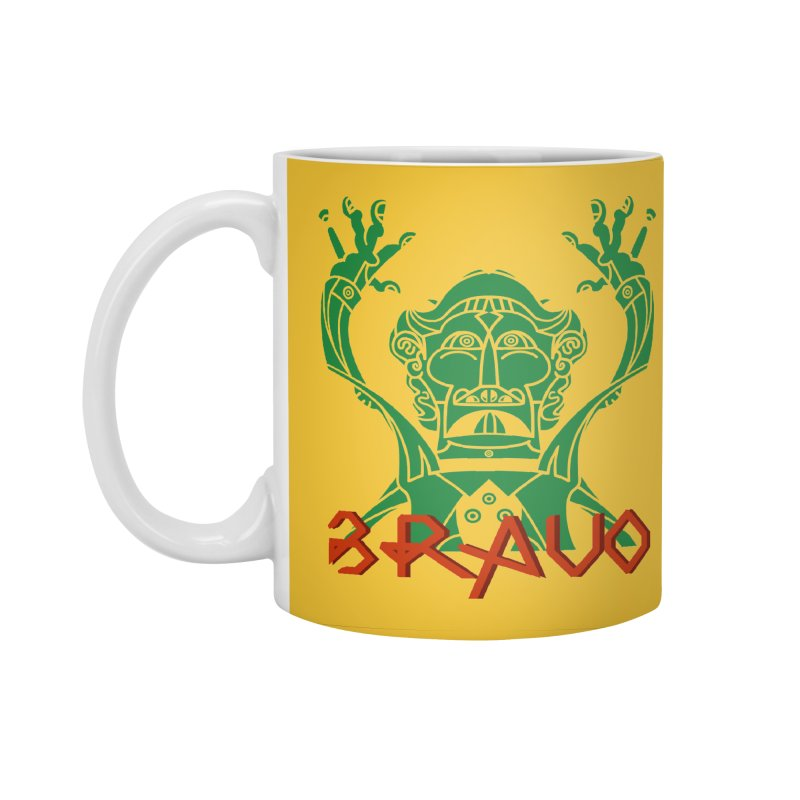 BRAVO VerDoble Accessories Standard Mug by BRAVO's Shop