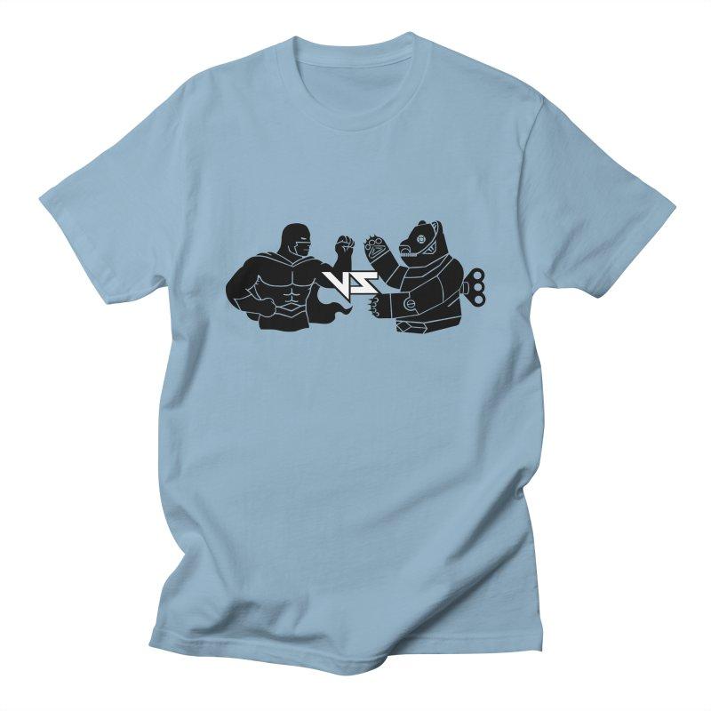 Comics VS Toys Women's Regular Unisex T-Shirt by BRAVO's Shop