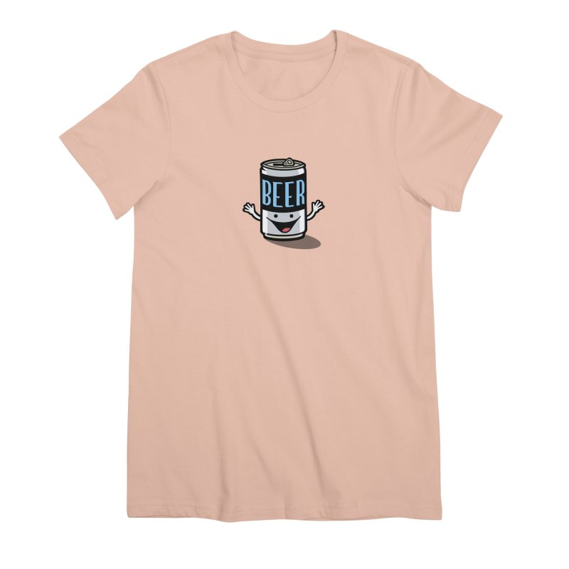 Hoppy! Women's Premium T-Shirt by BRAVO's Shop