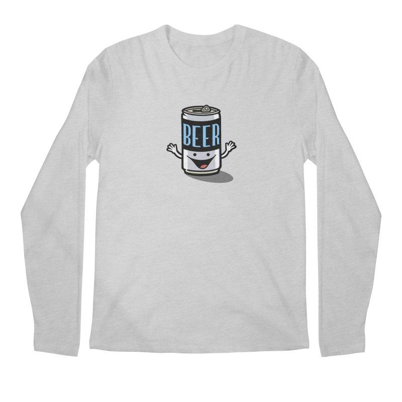 Hoppy! Men's Regular Longsleeve T-Shirt by BRAVO's Shop