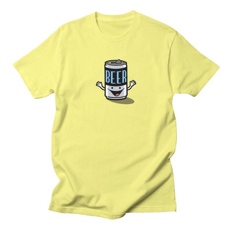 Hoppy! Women's Regular Unisex T-Shirt by BRAVO's Shop