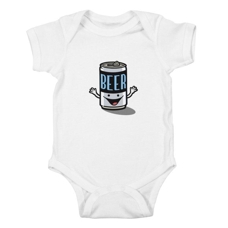 Hoppy! Kids Baby Bodysuit by BRAVO's Shop