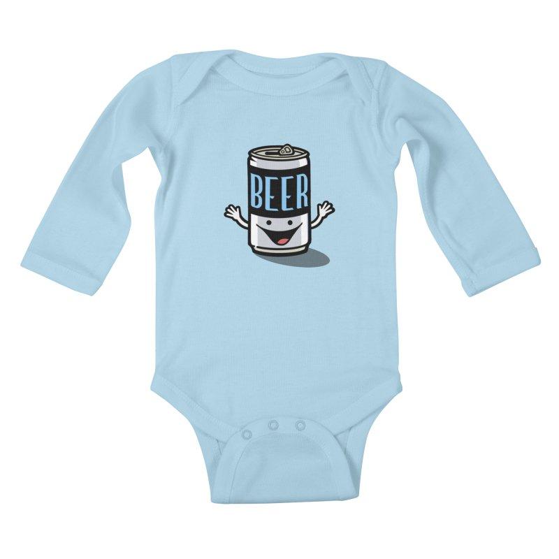 Hoppy! Kids Baby Longsleeve Bodysuit by BRAVO's Shop