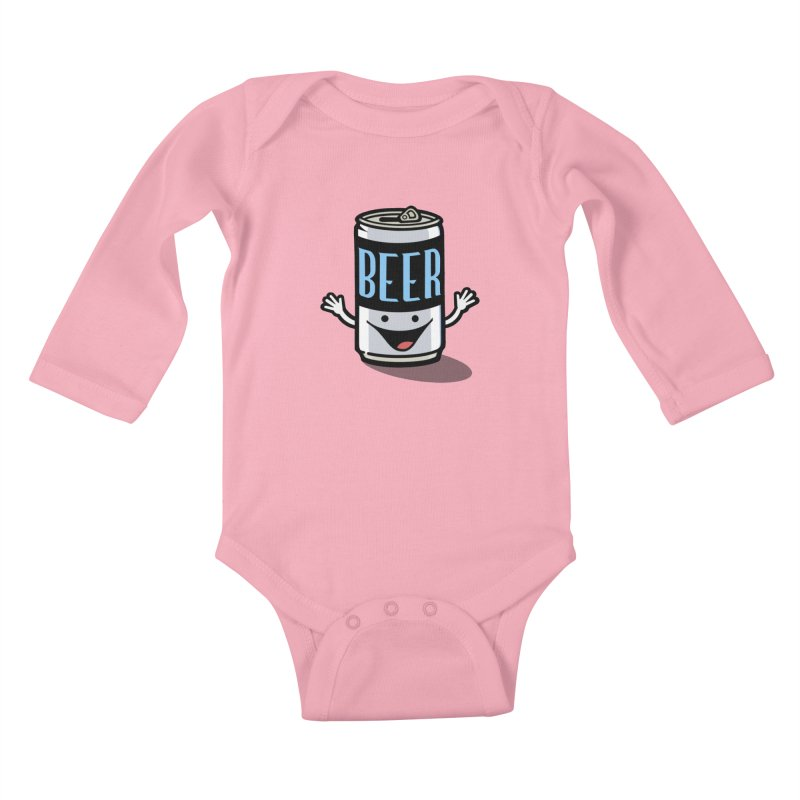 Hoppy! Kids Baby Longsleeve Bodysuit by BRAVO's Shop
