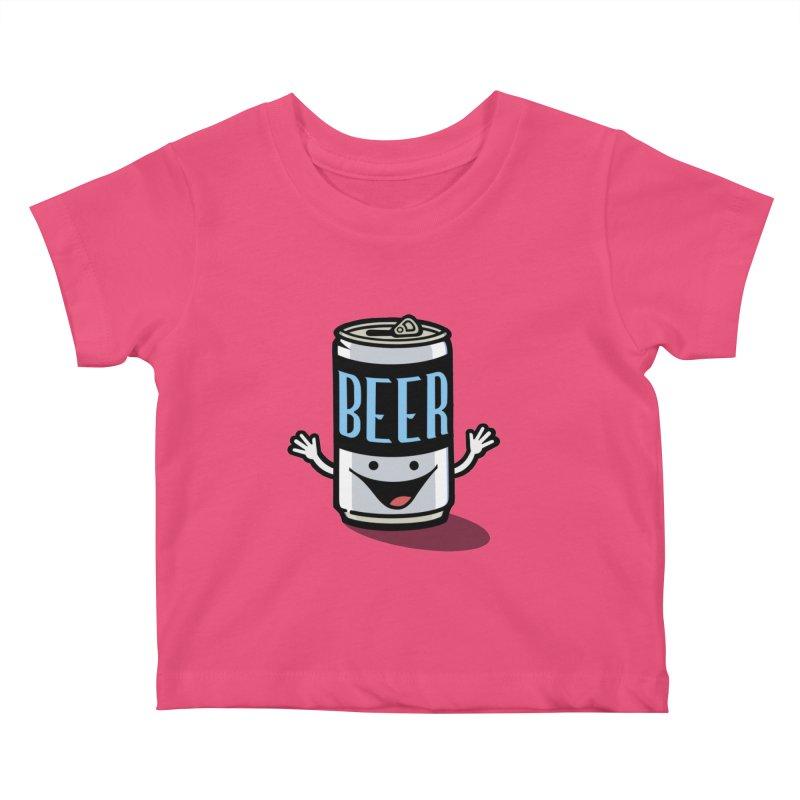 Hoppy! Kids Baby T-Shirt by BRAVO's Shop