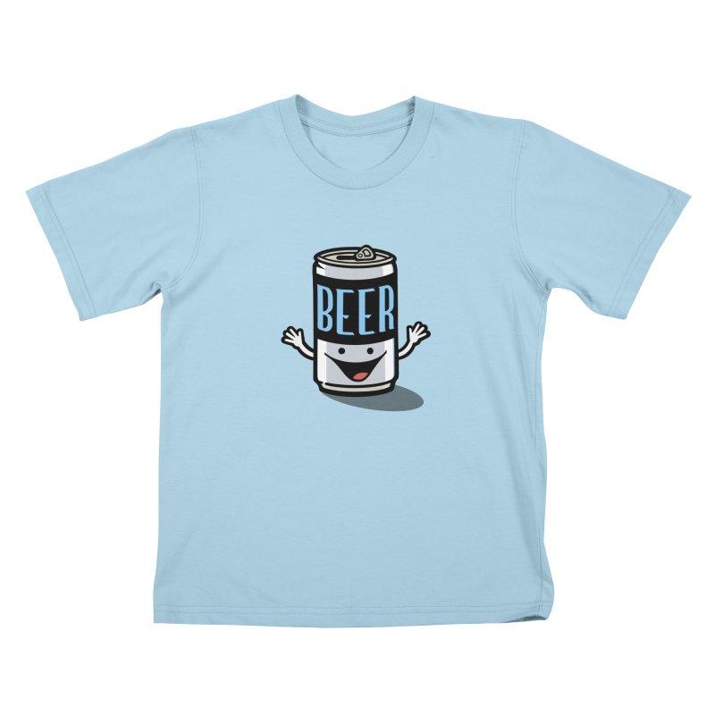 Hoppy! Kids T-Shirt by BRAVO's Shop