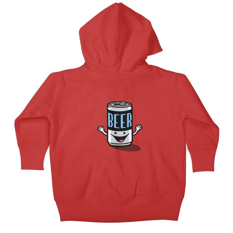 Hoppy! Kids Baby Zip-Up Hoody by BRAVO's Shop