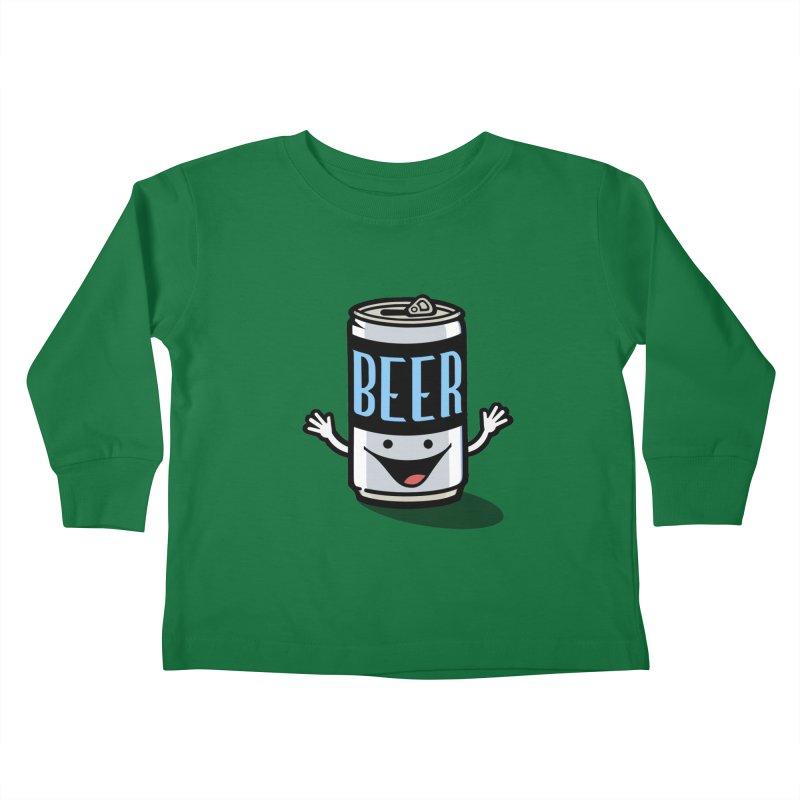 Hoppy! Kids Toddler Longsleeve T-Shirt by BRAVO's Shop