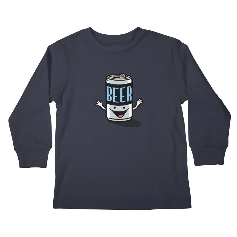 Hoppy! Kids Longsleeve T-Shirt by BRAVO's Shop