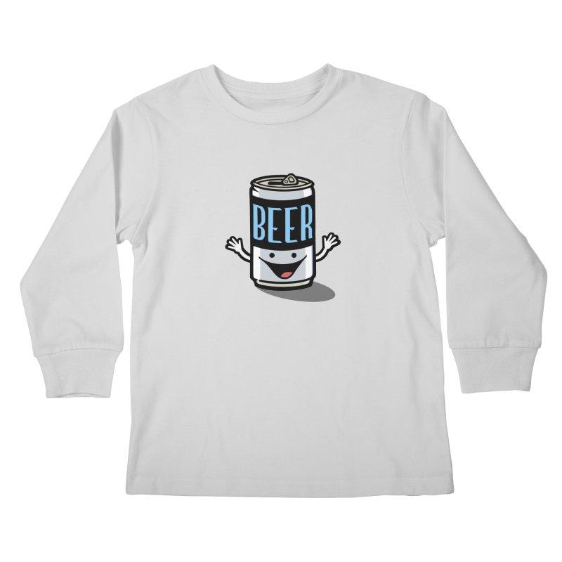 Hoppy! Kids Longsleeve T-Shirt by BRAVO's Shop