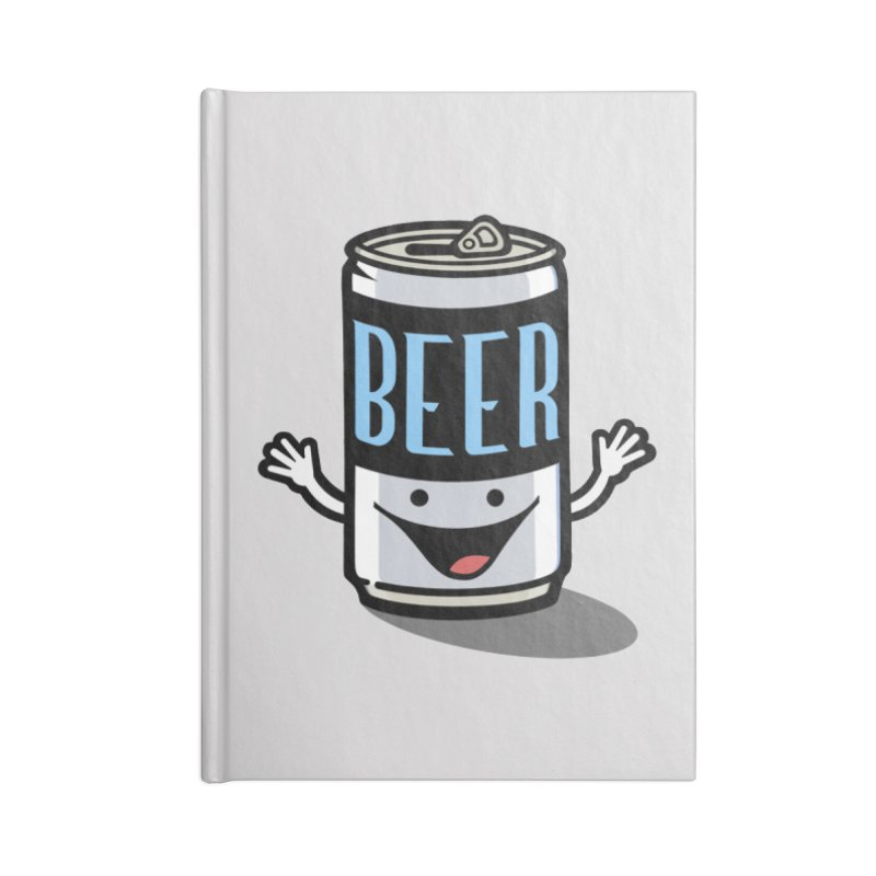 Hoppy! Accessories Lined Journal Notebook by BRAVO's Shop