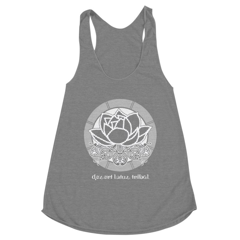 Desert Lotus Tribal Women's Tank by BRAVO's Shop