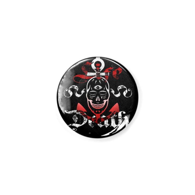 Skull Ankhor Accessories Button by BRAVO's Shop