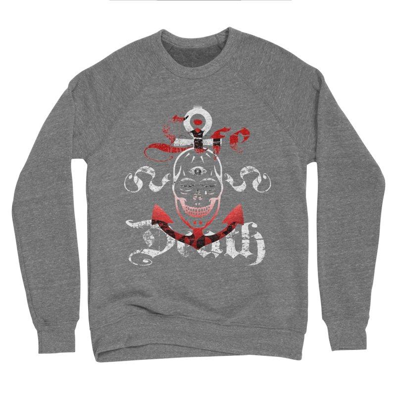 Skull Ankhor Women's Sponge Fleece Sweatshirt by BRAVO's Shop